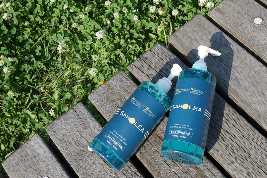 SAHOLEA - HAIR - 植研萃淨平衡洗髮露