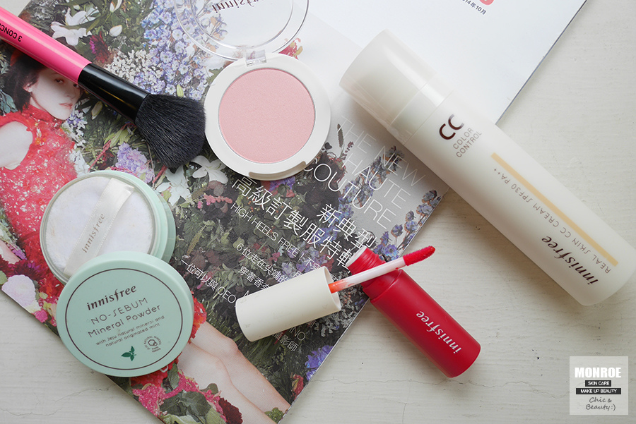 innisfree - daily makeup - 03
