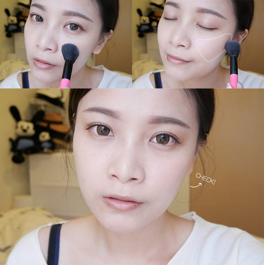 innisfree - daily makeup - 09