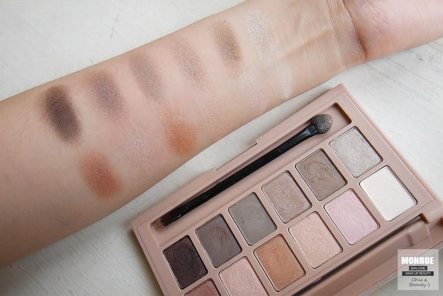 maybelline nude2 - makeup - 04