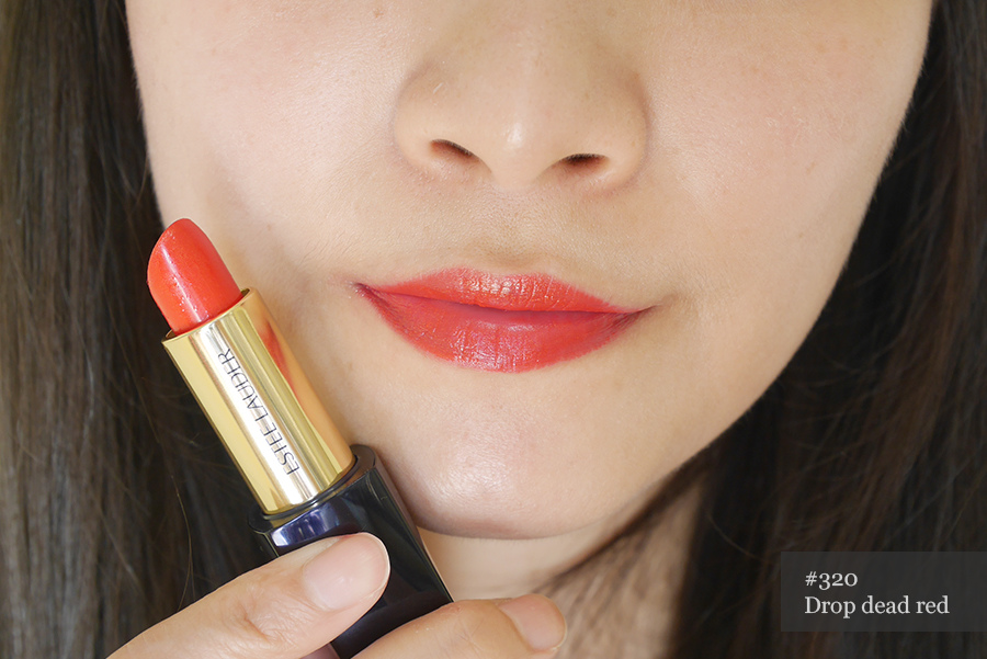 Estée Lauder - 10 - 320 drop dead red