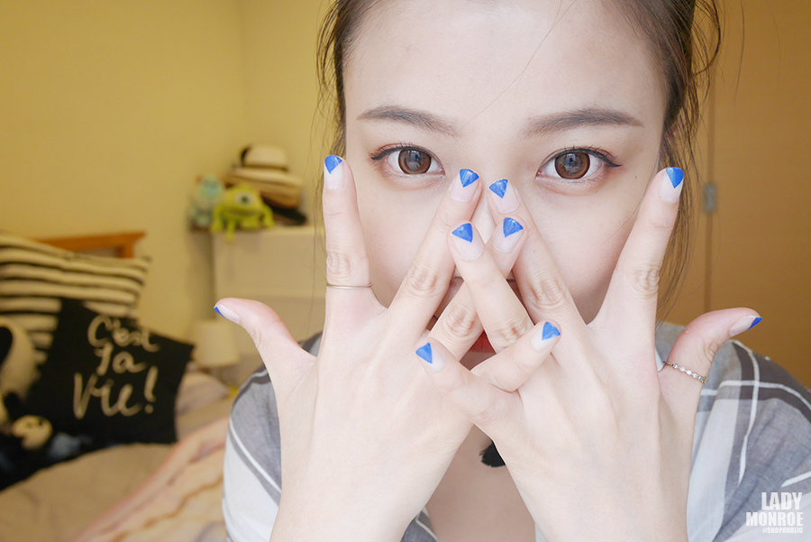 taeyeon nail style - 06