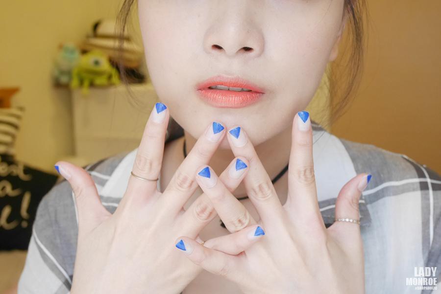 taeyeon nail style - 07