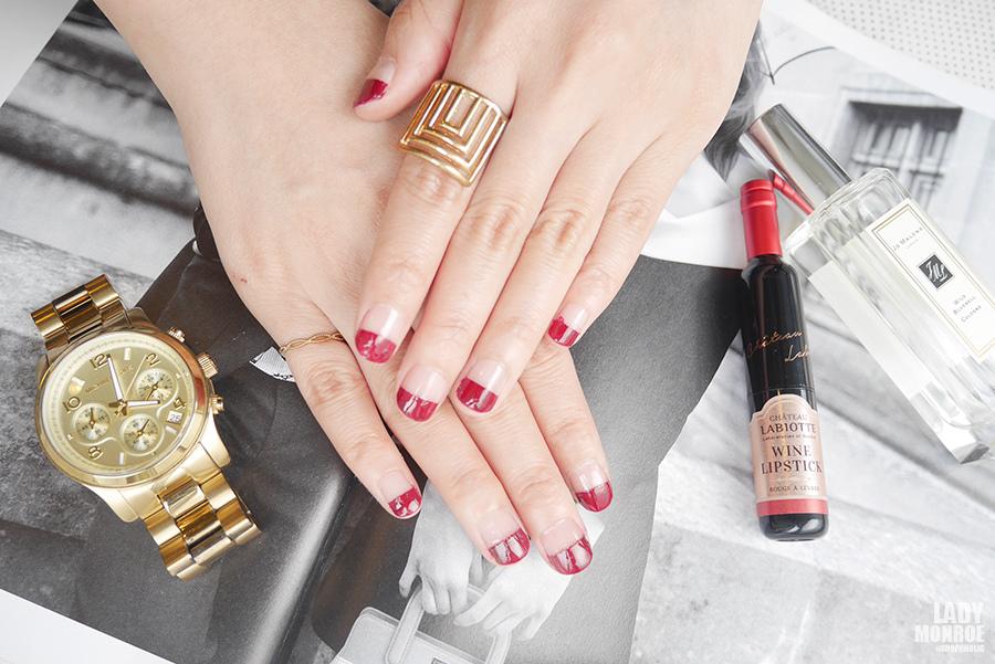 taeyeon nail style - 10