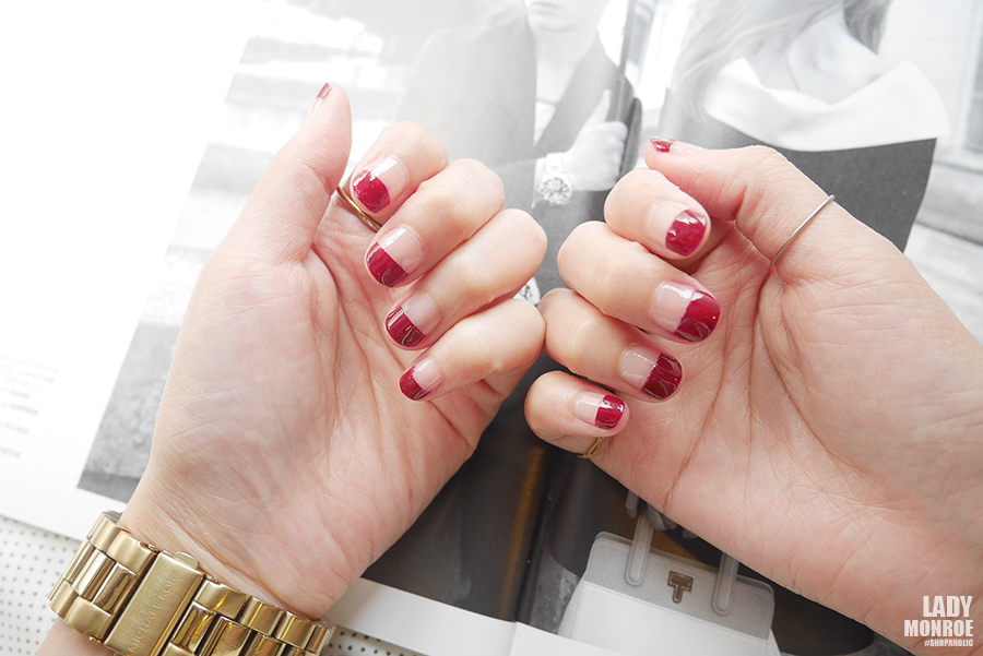 taeyeon nail style - 11
