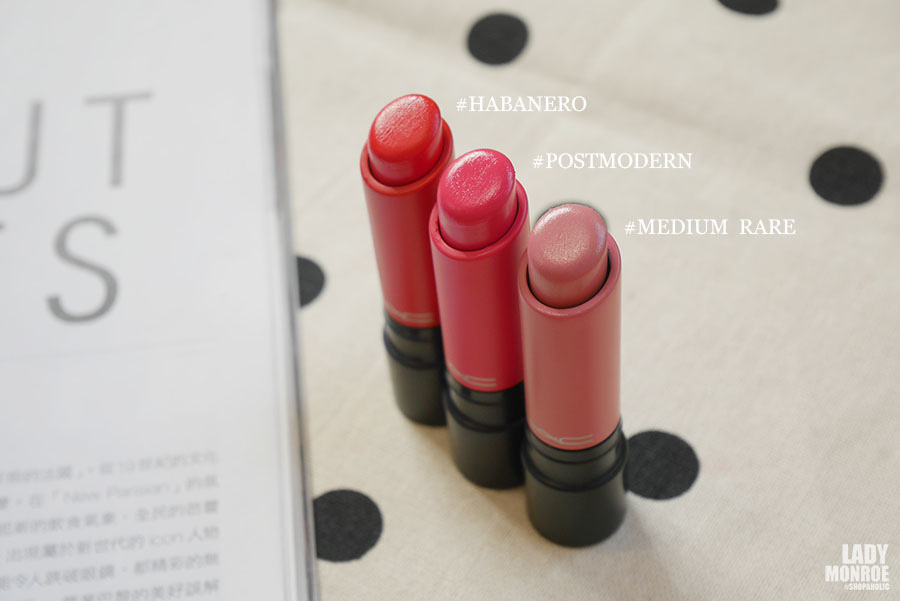 MAC LIPSTENSITY LIPSTICK - 05