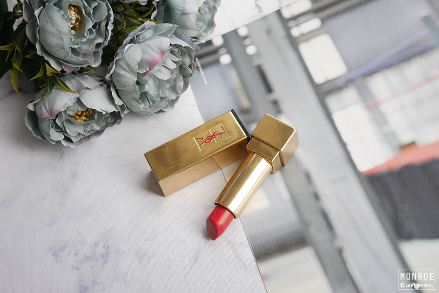 2016 top10 lipstick - 05 YSL Rouge pur couture 64