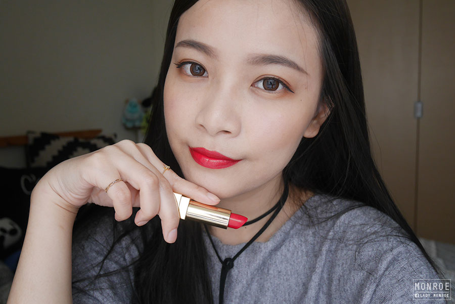 2016 top10 lipstick - 07 YSL Rouge pur couture 64