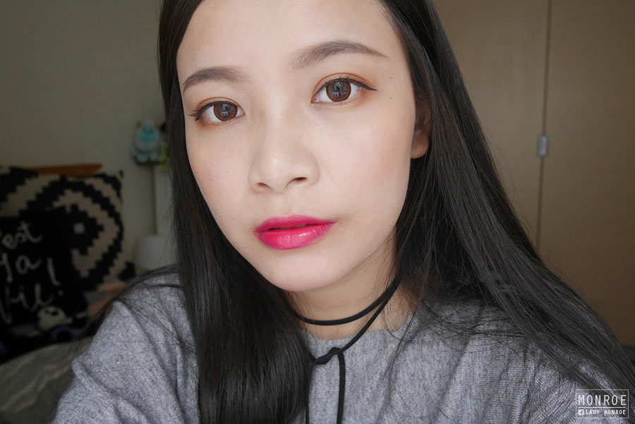 2016 top10 lipstick - 13 banila co seoul tint in lacquer 05