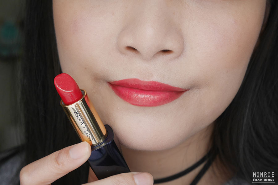 2016 top10 lipstick - 03 esste lauder envy 340