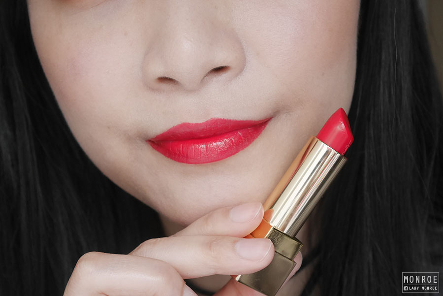 2016 top10 lipstick - 06 YSL Rouge pur couture 64