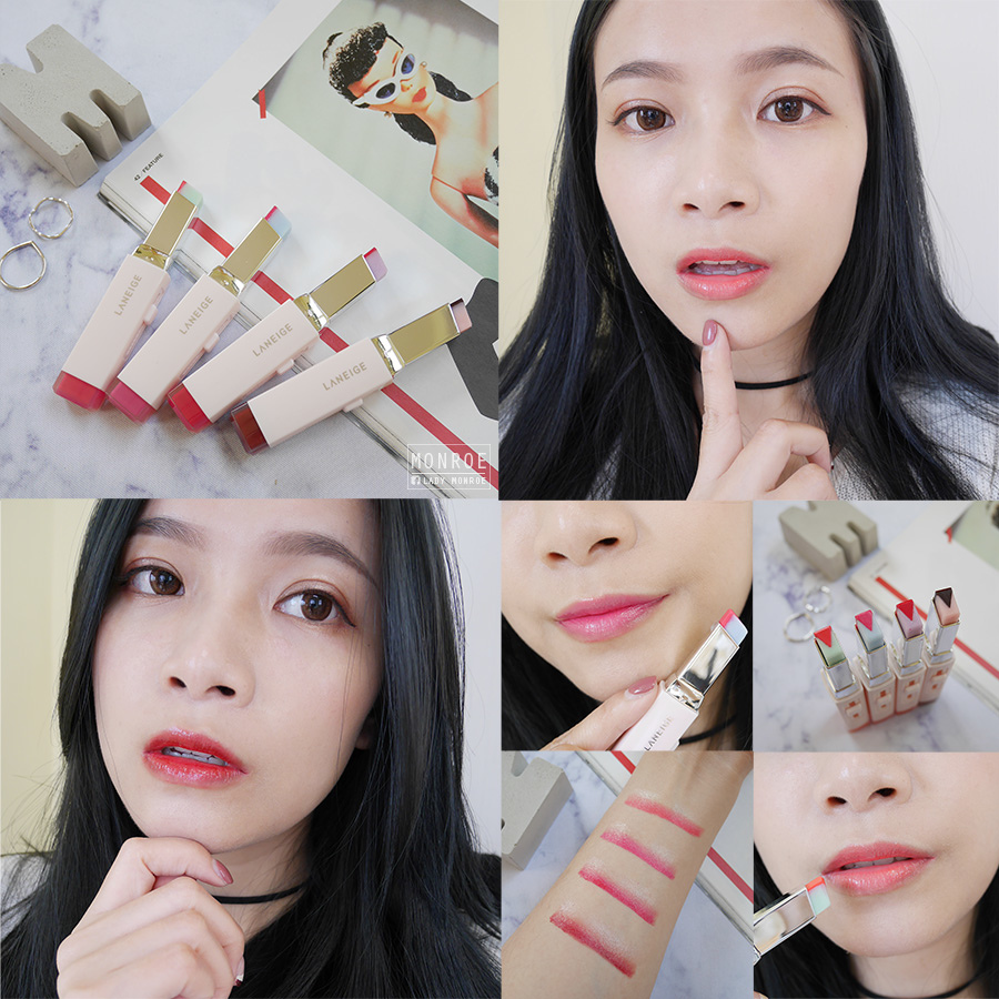 Laneige - Two tone tint lip bar - 00