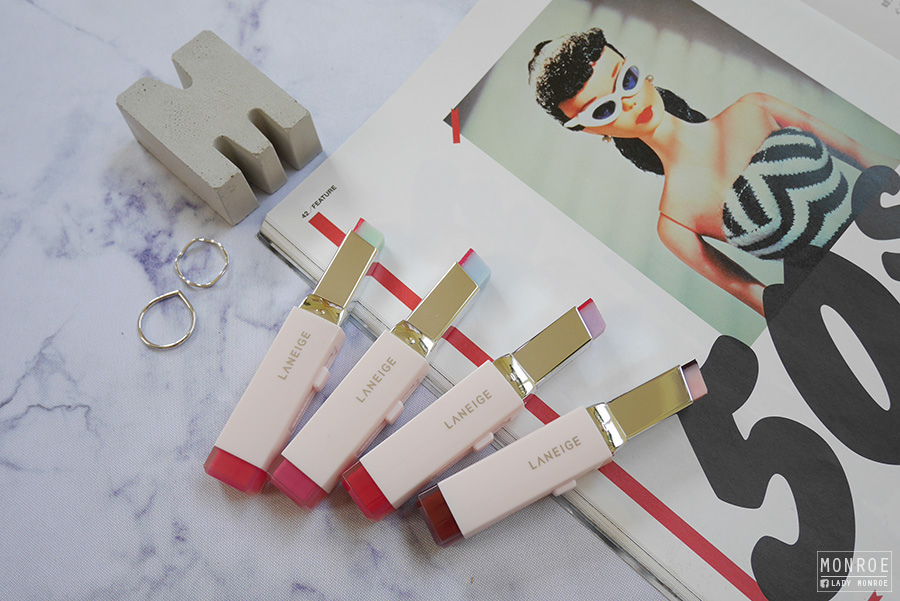 Laneige - Two tone tint lip bar - 03