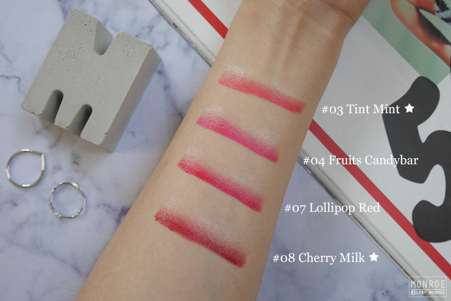 Laneige - Two tone tint lip bar - 06