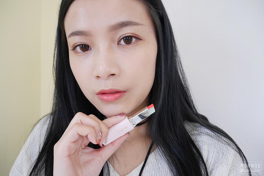 Laneige - Two tone tint lip bar - 15 - tint mint