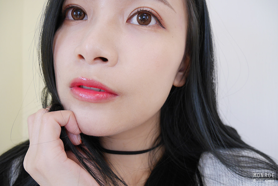 Laneige - Two tone tint lip bar - 27 - Lollipop Red