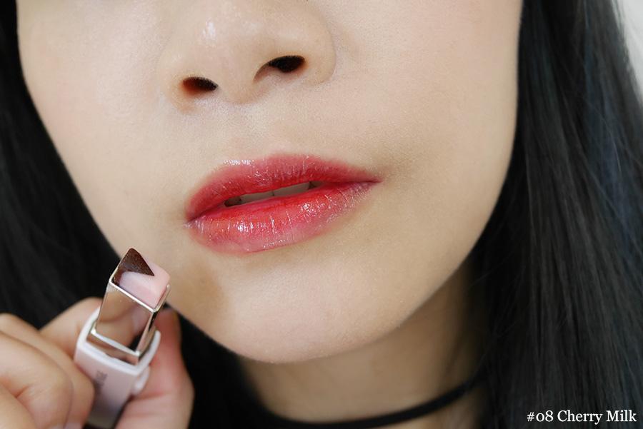 Laneige - Two tone tint lip bar - 32 - Cherry Milk