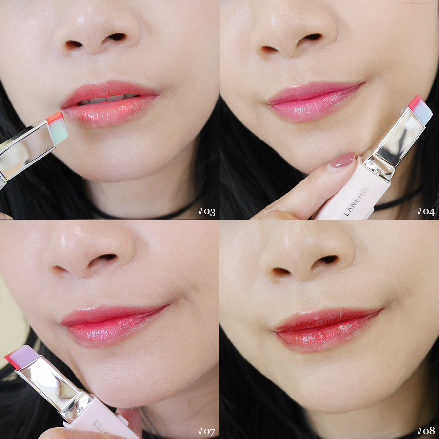 Laneige - Two tone tint lip bar - 36