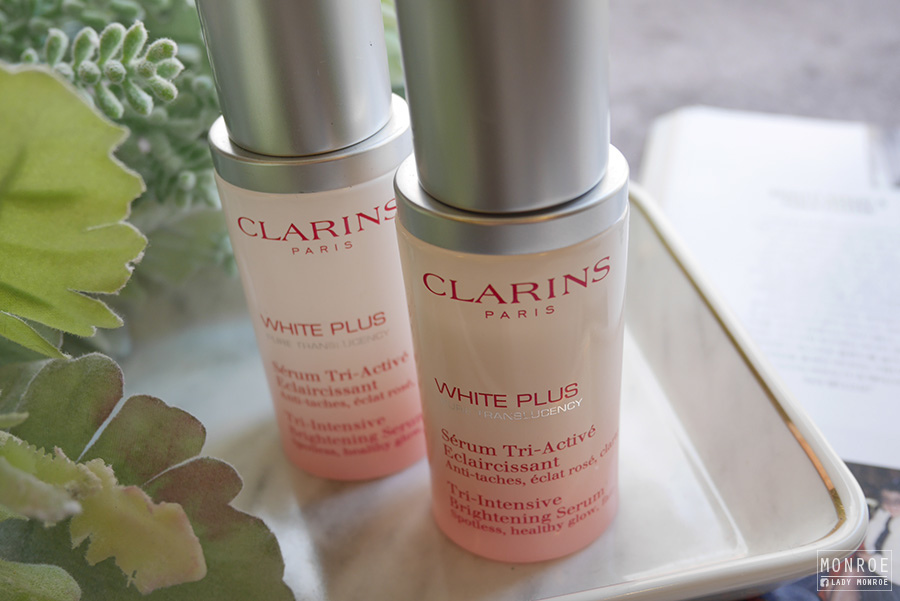 Clarins - white plus - 07
