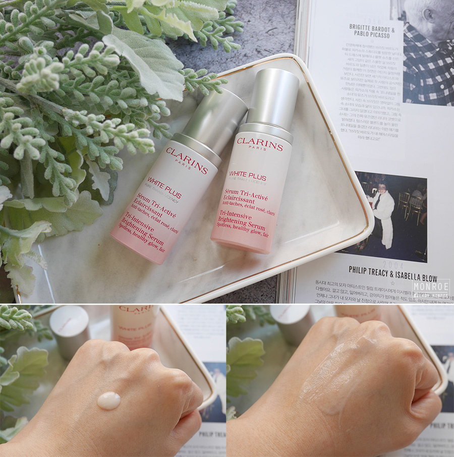 Clarins - white plus - 08