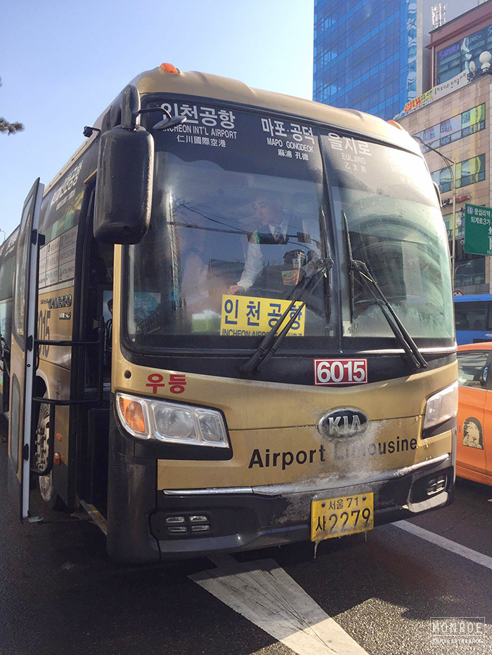 seoul - incheon airport - KTX - 24