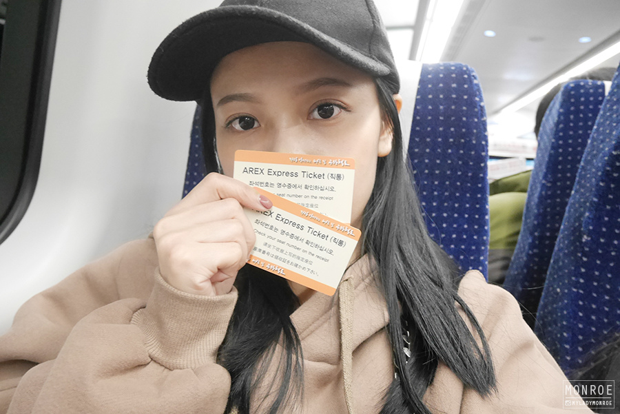 seoul - incheon airport - KTX - 32
