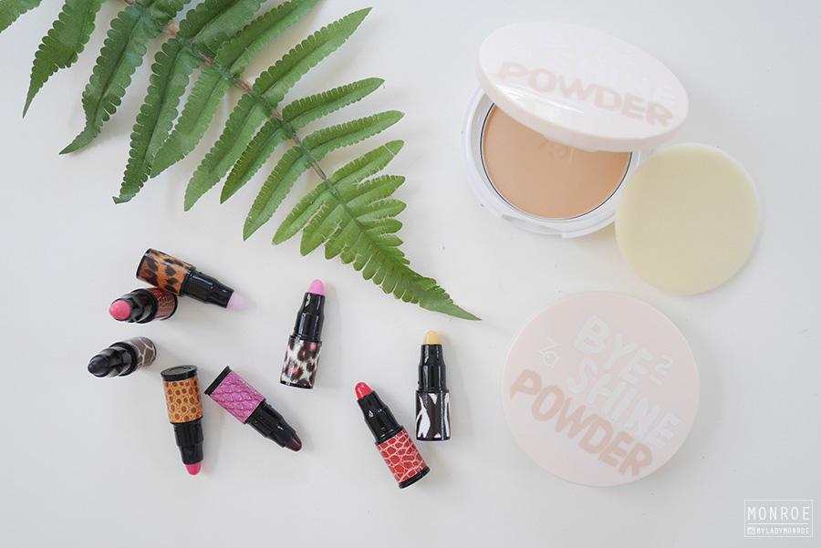 za-bye shine powder - 03