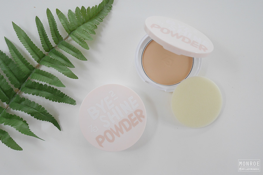 za-bye shine powder - 04