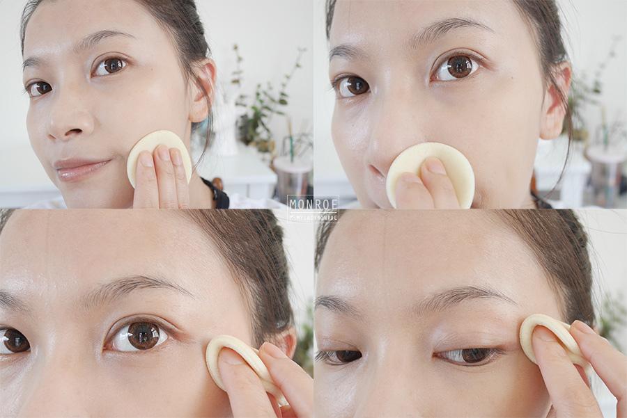 za-bye shine powder - 07
