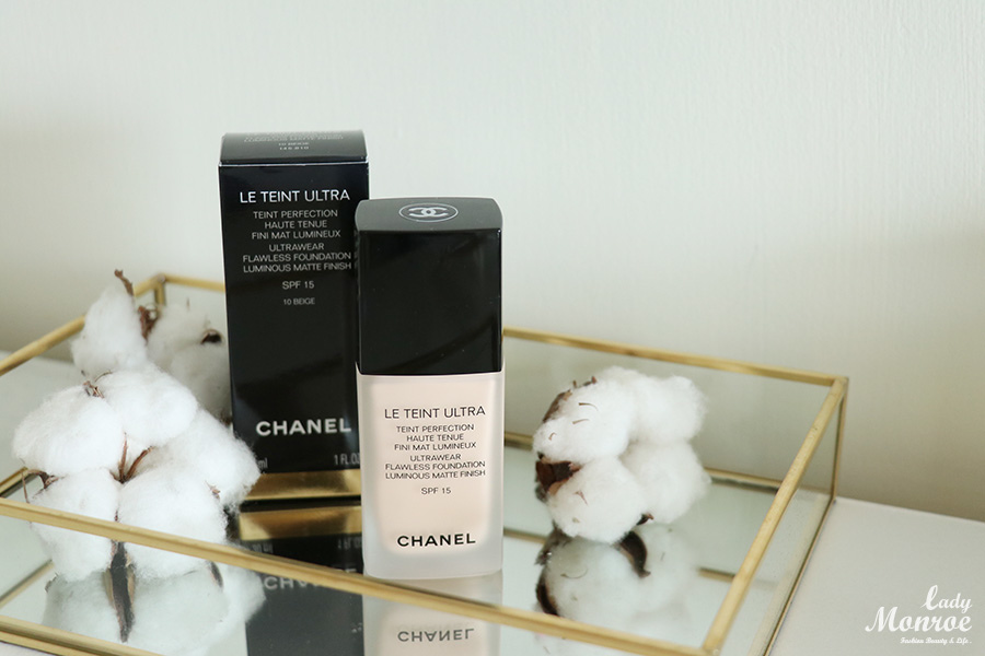 chanel foundation - 03