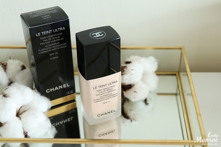 chanel foundation - 04