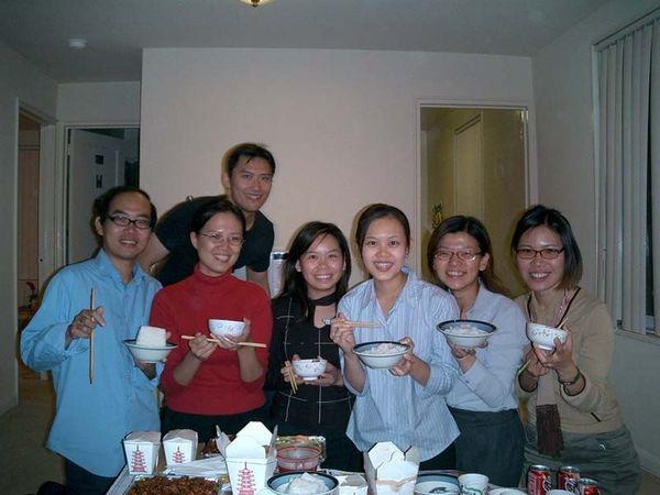 Smith MBA 2005 台灣同學大合照