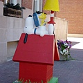 Snoopy Doghouse 10