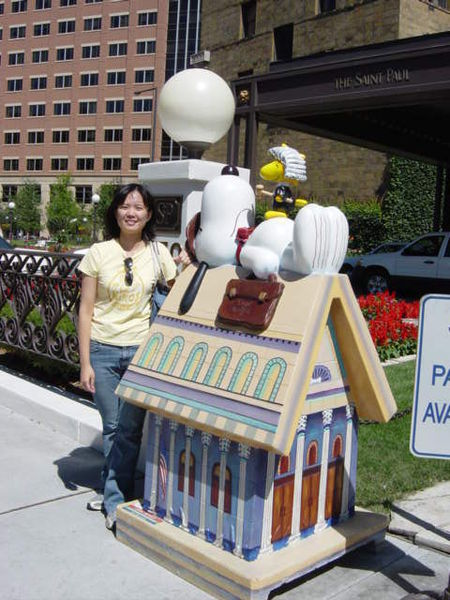 Snoopy Doghouse 11