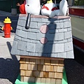 Snoopy Doghouse 35