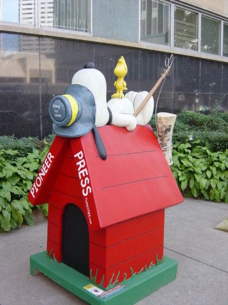 Snoopy Doghouse 37