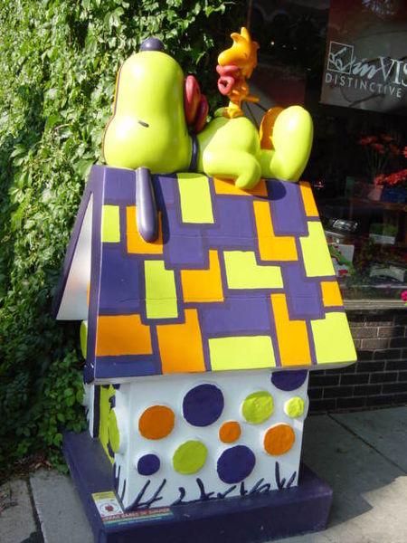 Snoopy Doghouse 46