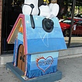 Snoopy Doghouse 14
