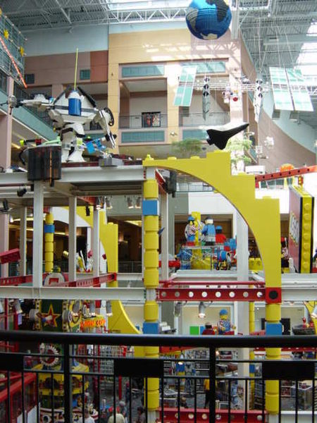 Mall of America Lego Park