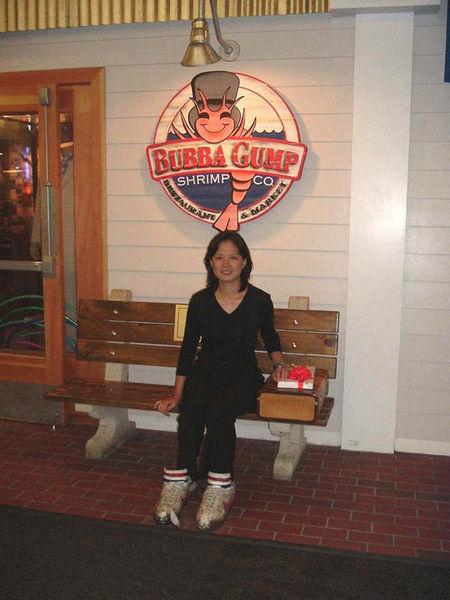 Mall of America Bubba Gump
