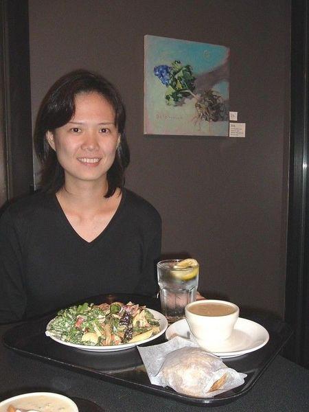 Cafe Latte at St. Paul