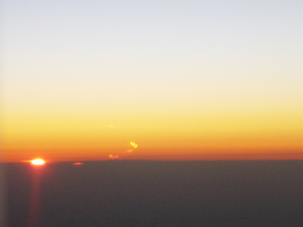 算是夕陽嗎?
