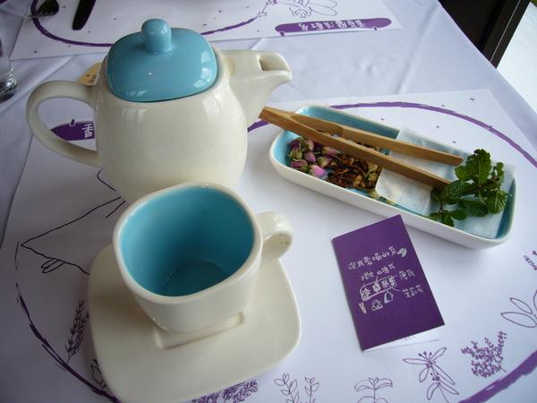 DIY花茶組