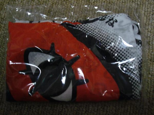 扭蛋 -- 沖田布巾 (第一次就扭到,還捨不得拆)
