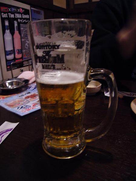 當然還有主角 - Premium 啤酒