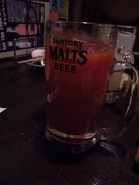 第二杯是我叫不出名字的飲料