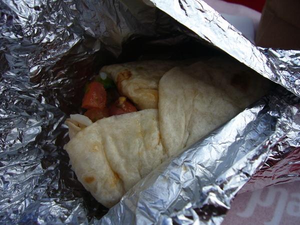The Classic Burrito