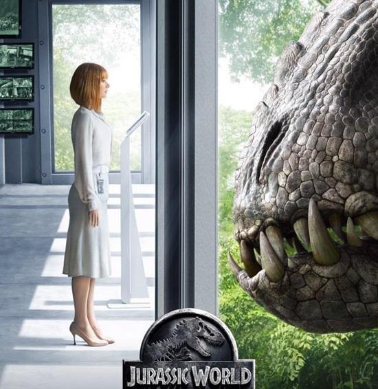 侏儸紀世界女主角(恐龍)與女配角