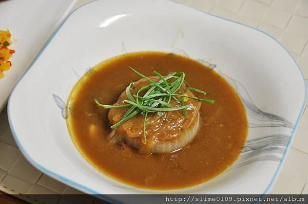 洋蔥濃湯(無麵包奢華版)