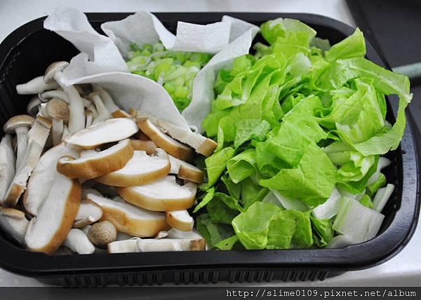 菇菇味噌湯材料包